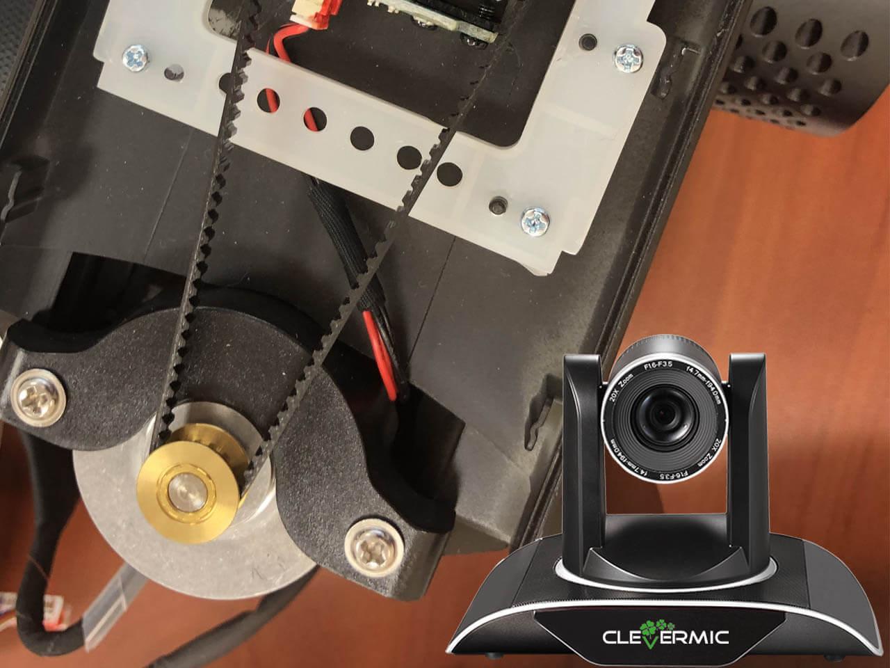 Разбор PTZ-камеры