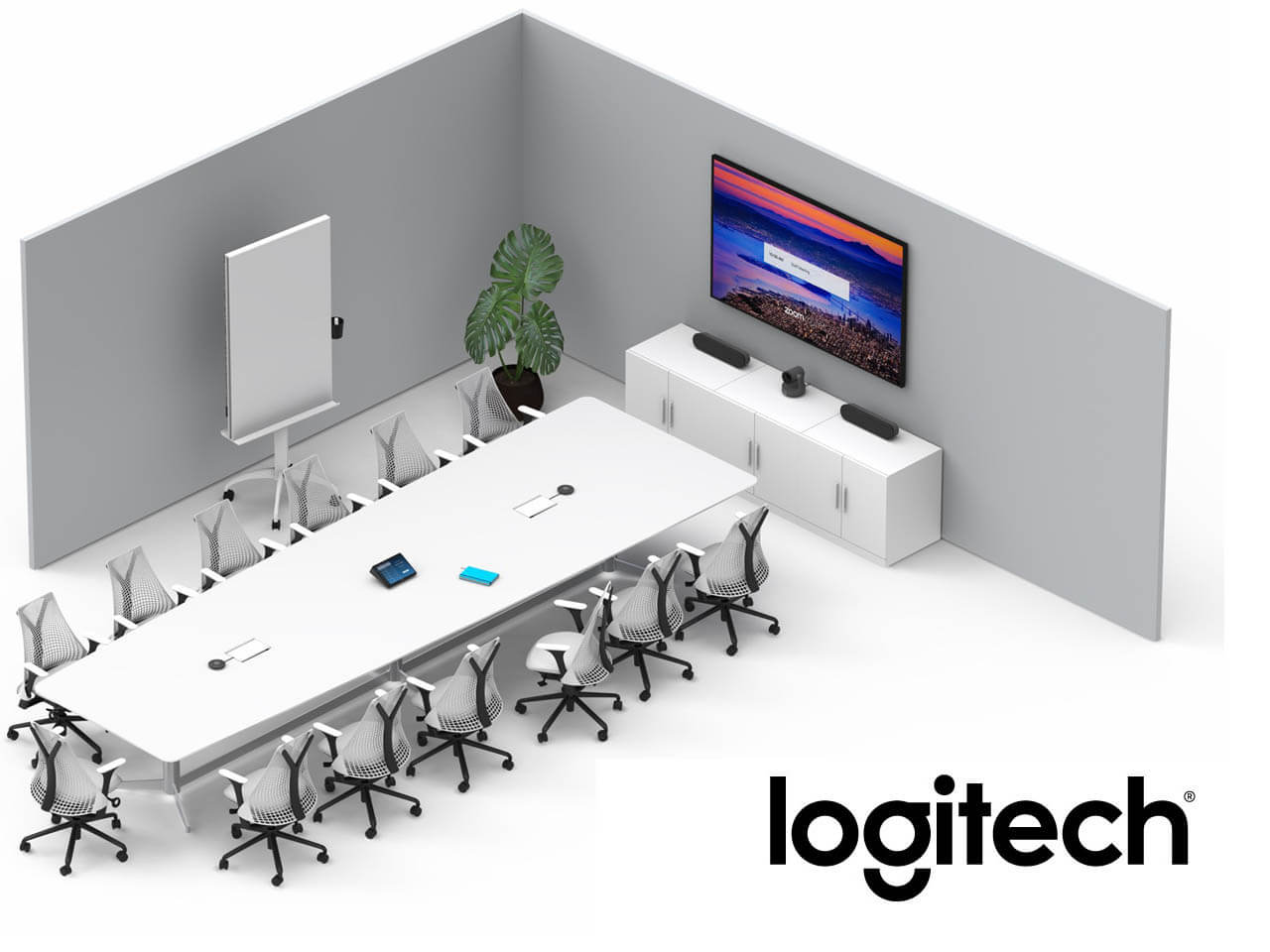Logitech ROOM SOLUTIONS